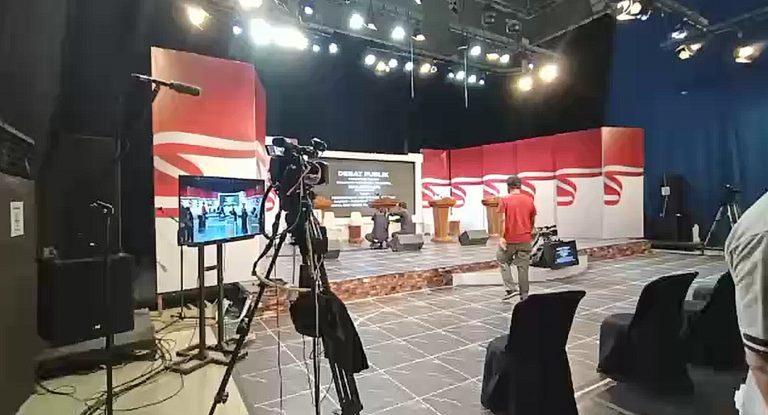 Tim Ananda-Mushaffa Sebut Debat Sebagai Ajang Promosi
