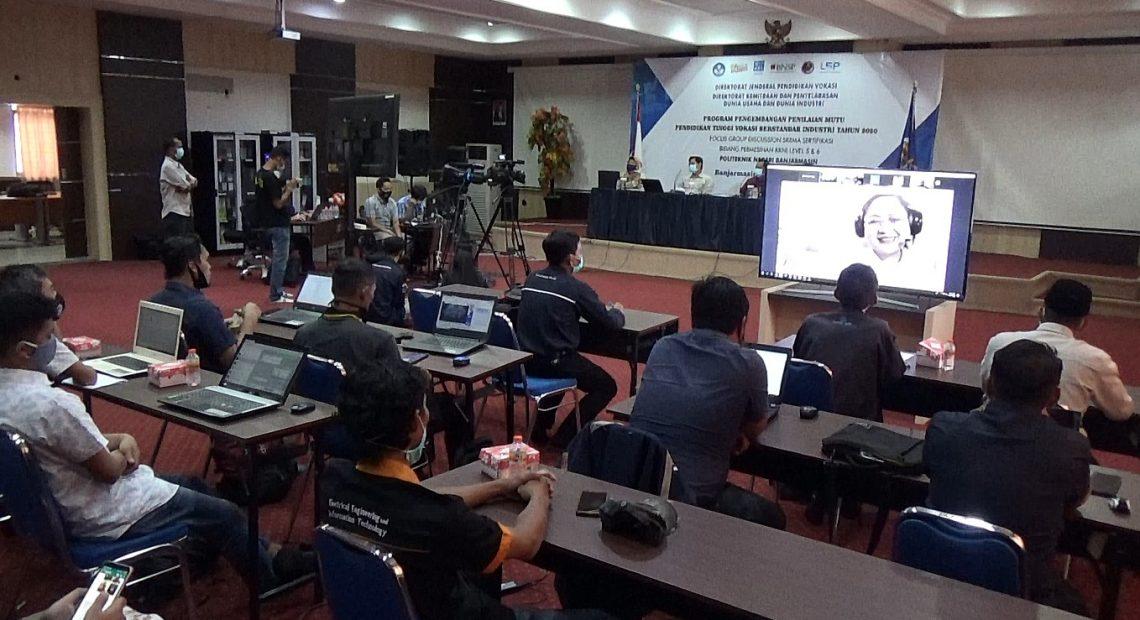 FGD Politeknik Negeri Banjarmasin