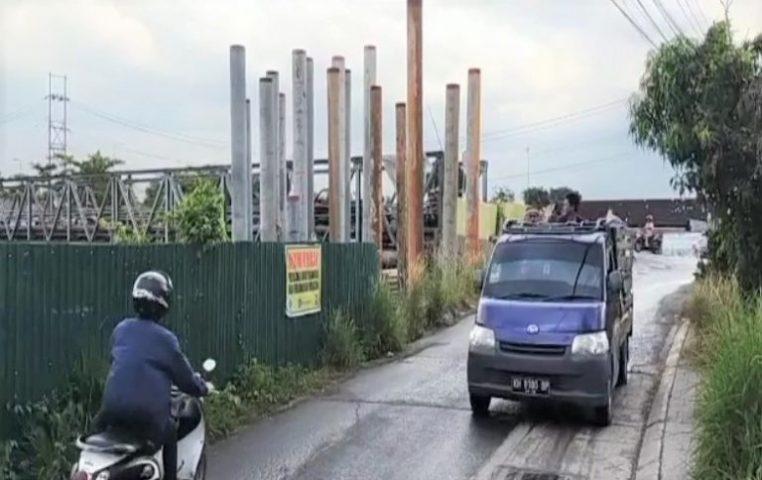 Klaim Masalah Selesai, PUPR Lanjutkan Proyek Jembatan HKSN