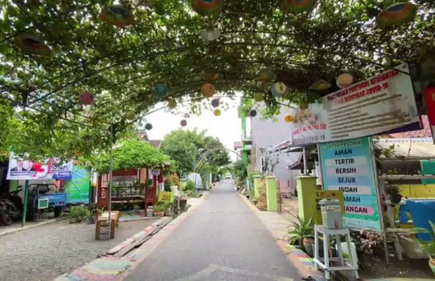 kampung pengolah jamu Loktabat