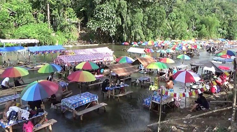 Objek Wisata Banyu Landas Pariangan