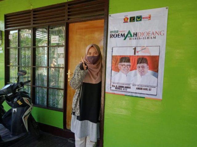 Haris - Ilham Siapkan 10.000 Roemah Djoeang dan Luncurkan Aplikasi Relawan