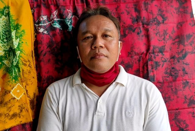 Achamd Iswanto Ketua Asosiasi