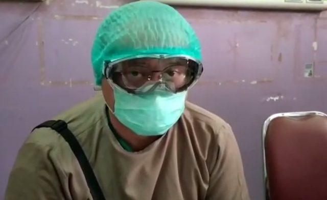 Arief Budiarto Dokter RSUD Ulin