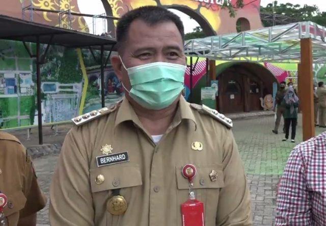 Bernhard E Rondonuwu PJS Wali Kota Banjarbaru