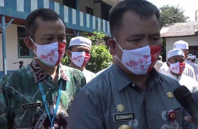 Bernhard E Rondonuwu Pejabat Sementara Wali kota Banjarbaru