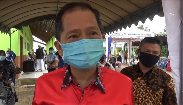 Chendrawan Sugianto Direktur Utama PT Bandangantirta Agung