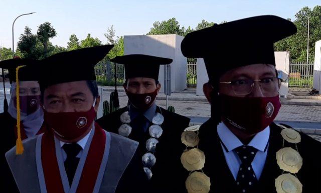 Dr H Nurus Sjamsi, SE, MM Ketua STIEPAN Banjarmasin.