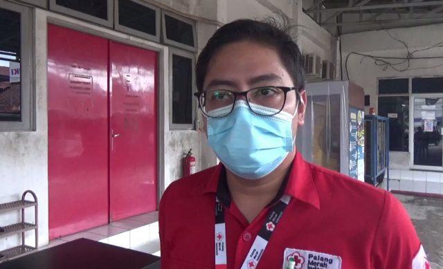 Dr. Ramadhan Supit Kepala Unit Transfusi Darah PMI Kota Banjarmasin