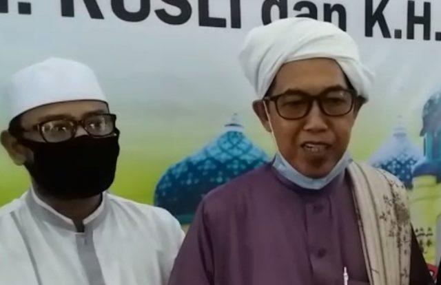 Guru Fadhlan Asy'arie Cawabup Banjar