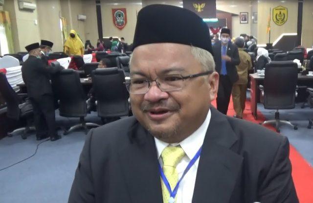 H Yuni Abdi Nur Sulaiman Ketua Golkar Banajarmasin