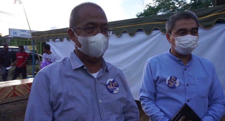 H. Martinus calon Wali kota Banjarbaru