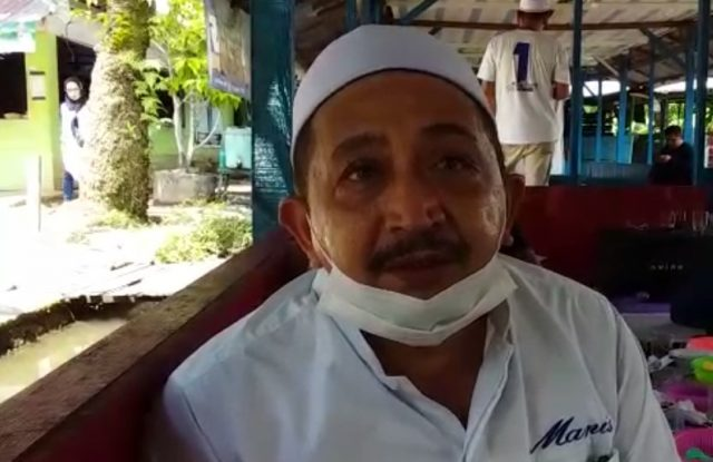 Habib Idrus Al Habsy - Cawabup Banjar Nomor Urut 1