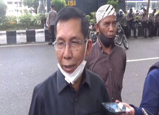Hasanuddin Murad Anggota Komisi I DPRD Kalsel