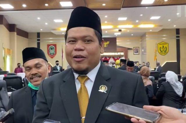 Hendra Anggota PAW DPRD Banjarmasin