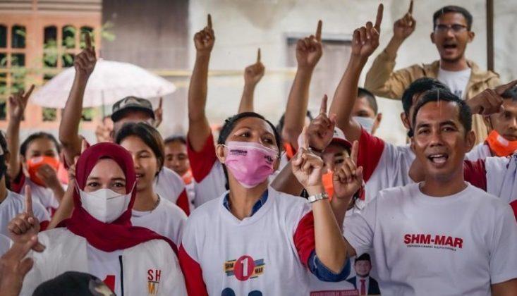 Tokoh Tator Desa Makmur Mulia Siap Menangkan Pasangan SHM-MAR