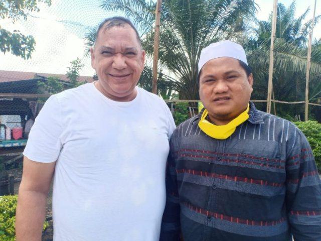 Abdillah, Sang Legenda Kiper Barito Putera Ajak Masyarakat Dukung ZR