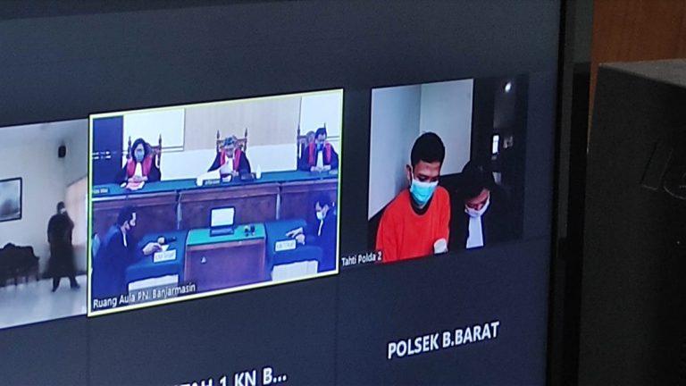 Pembawa 208 Kg Narkoba Divonis Mati Oleh PN Banjarmasin