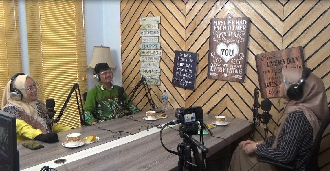 Karmila-Zainal Arifin di Podcast SC Channel