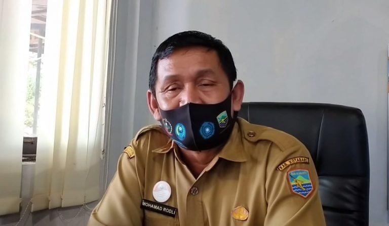Muhammad Rodli Kabid Pengadaan & Pengembangan Aparatur BKPSDM Kotabaru