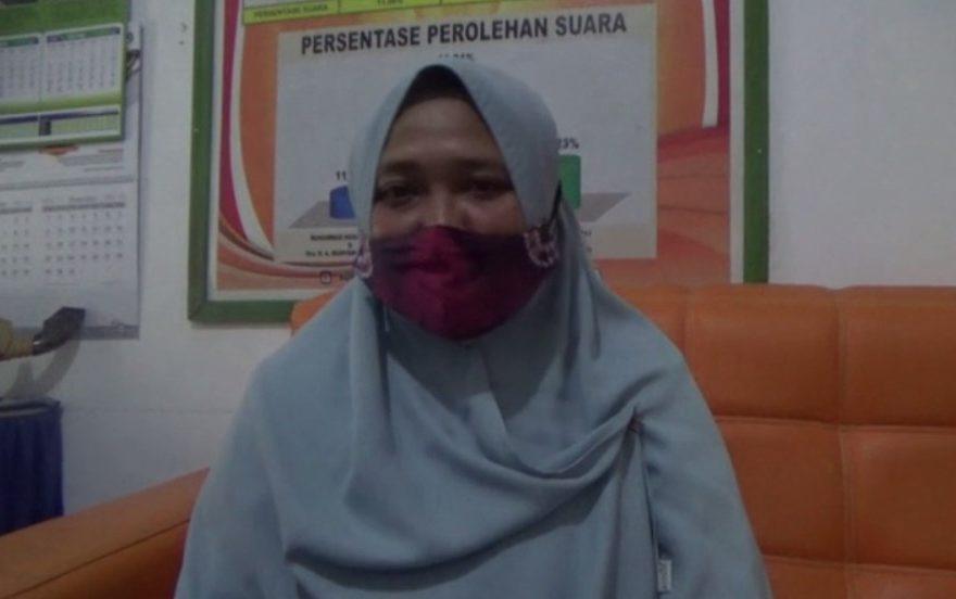 Nida Guslaili Rahmadina Ketua KPU Kabupaten Hulu Sungai Selatan