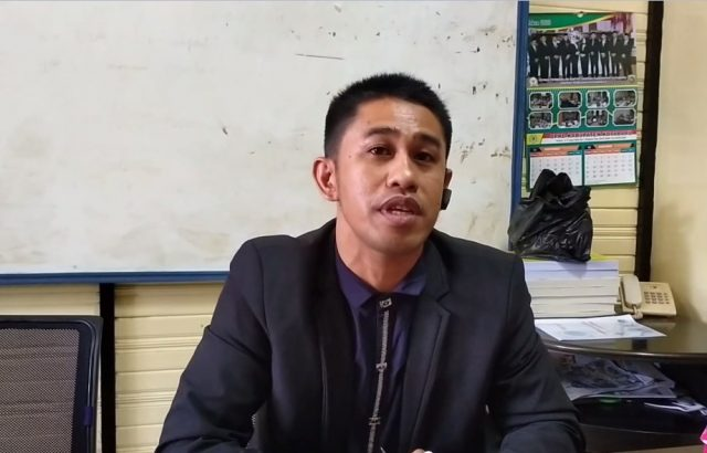 Rabbiansyah Sekretaris Komisi I DPRD Kotabaru