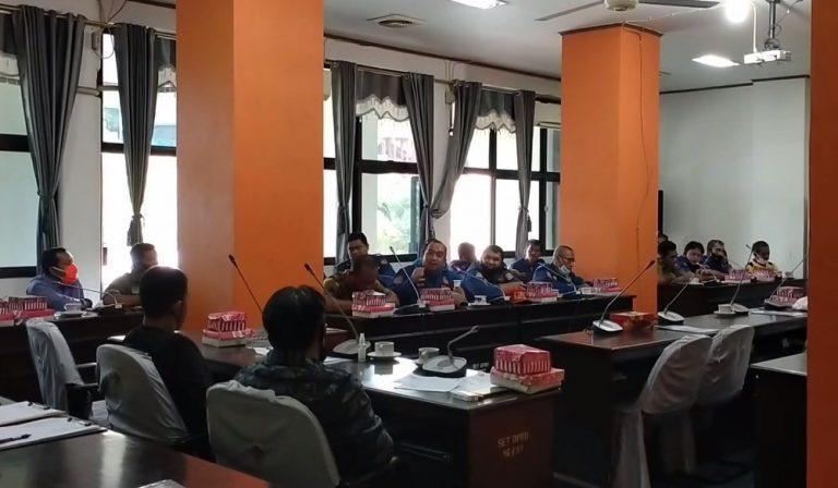 legislatif di Kabupaten Kotabaru melakukan evaluasi kebakaran