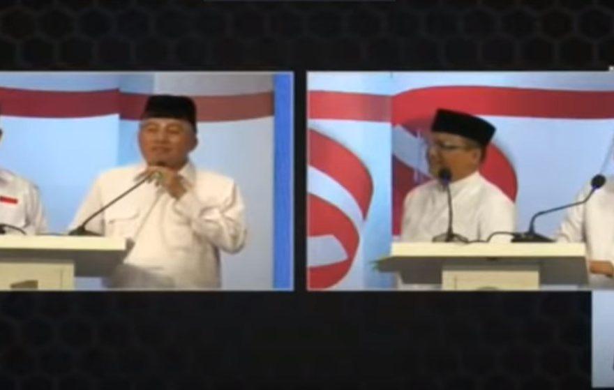 Debat Ketiga Calon Gubernur Kalsel