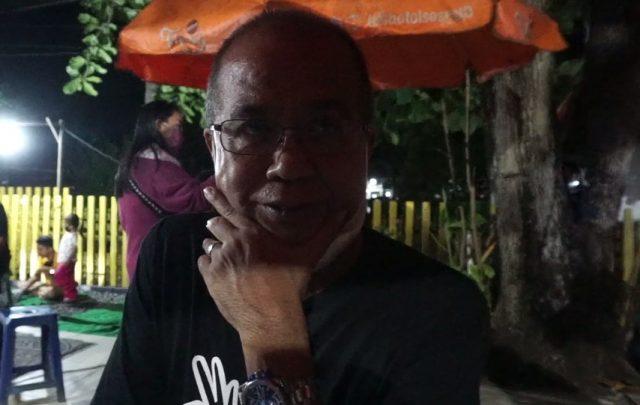 Calon Wali Kota Banjarbaru H Martinus
