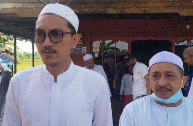 H. Saidi Mansyur dan Habib Idrus Paslon Cabup Banjar Nomor Urut 1