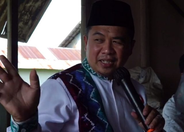 H Ibnu Sina Calon Wali kota Banjarmasin.