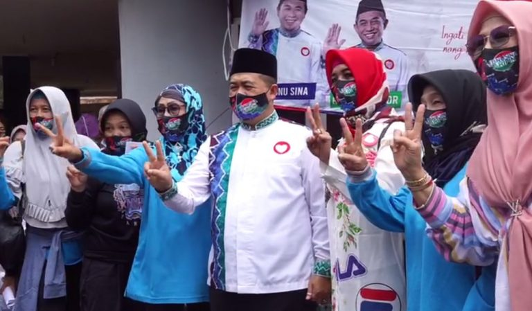 Survei LSP2KP Elektabilitas Ibnu-Arifin Tertinggi