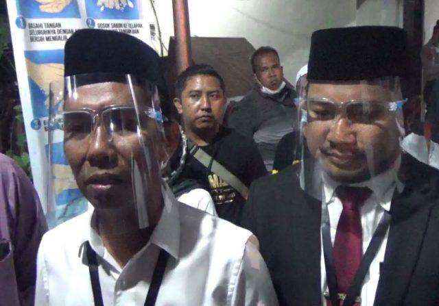 Syarifudin Haji Maming Paslon Nomor 1 Pilkada Tanbu
