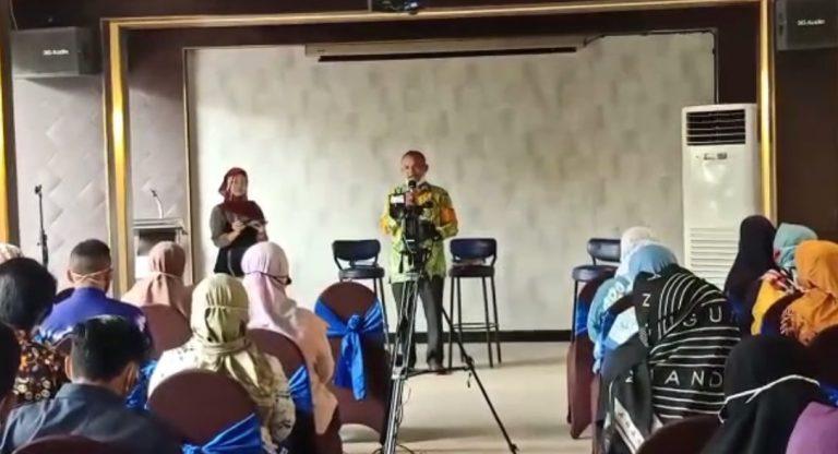 Talkshow pemulihan Ekonomi di Banjarmasin