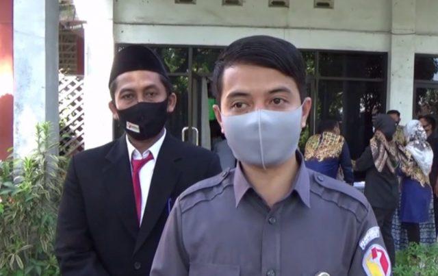 Thessa Aji Budiono Ketua Bawaslu Kabupaten Tapin