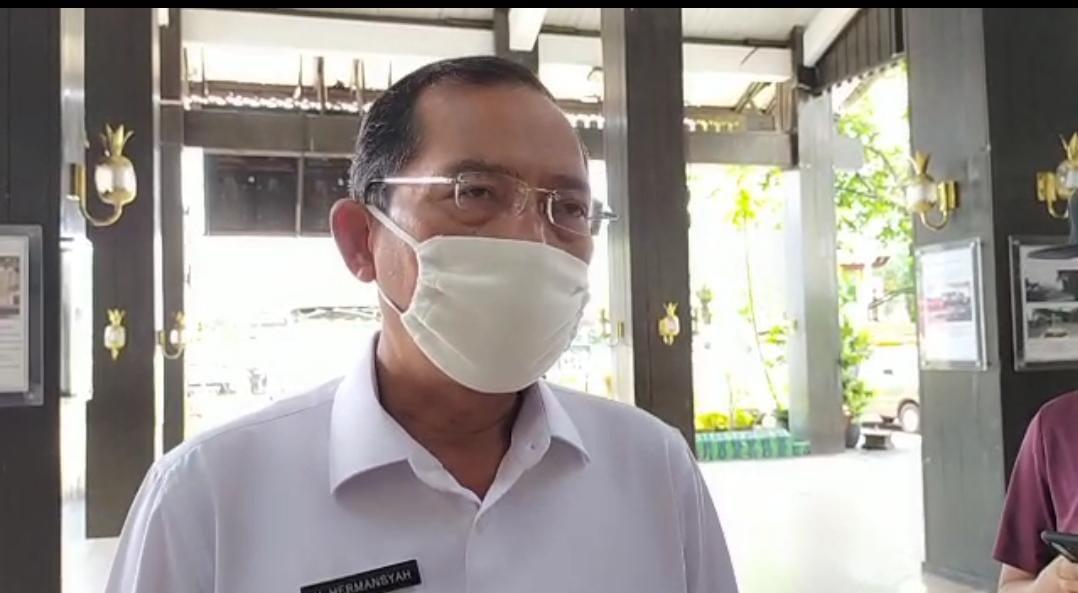 Hermansyah PLT Wali kota Banjarmasin