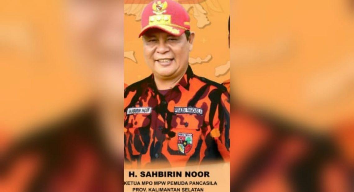 H Sahbirin Noor