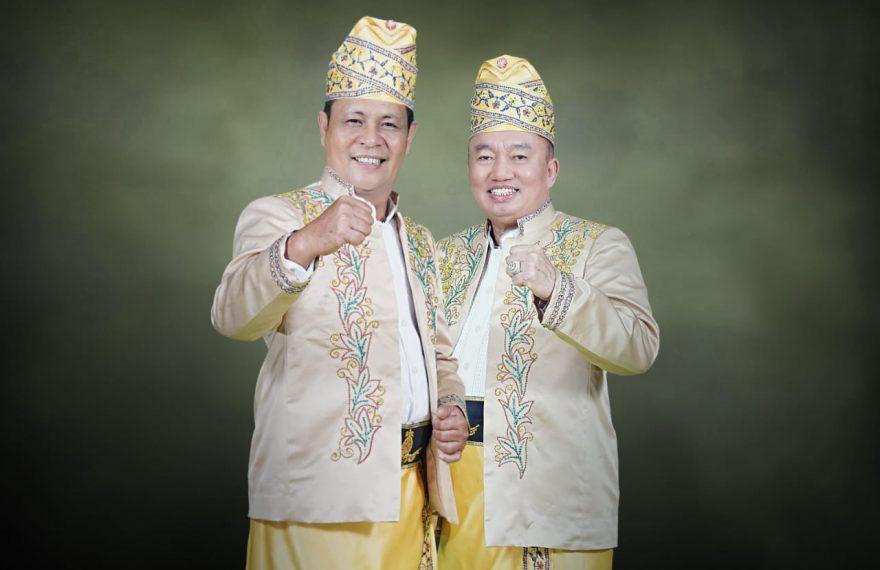 pasangan calon Gubernur - Wakil Guber Kalsel, H Sahbirin Noor - H Muhidin (BirinMu)