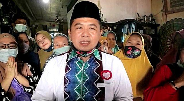 Calon wali kota Banjarmasin, H Ibnu Sina