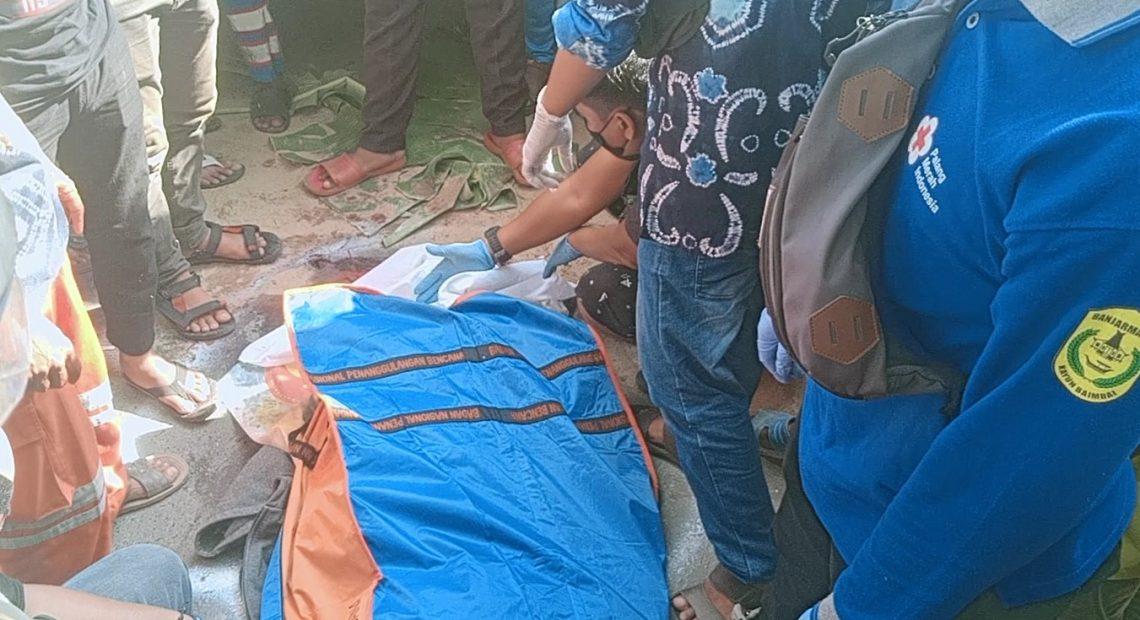 kecelakaan berujung maut di HKSN