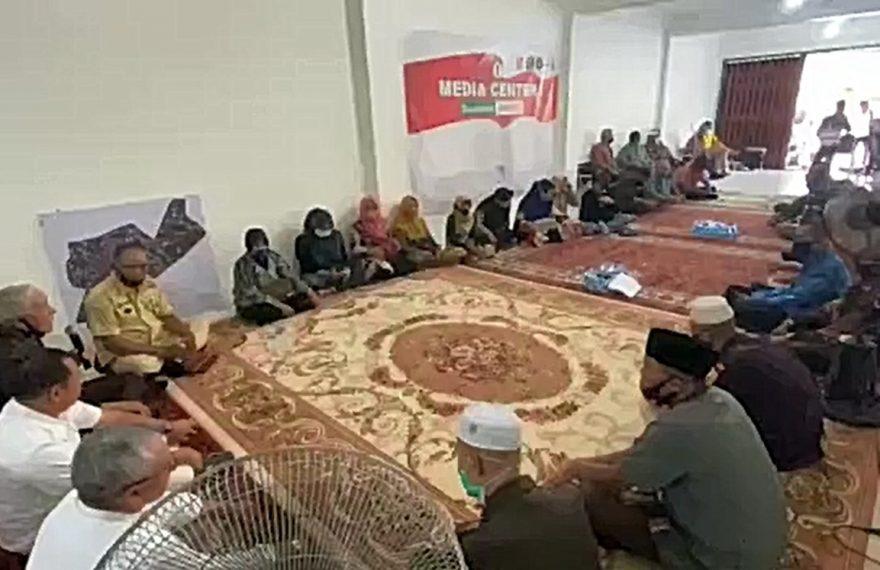 kunjungan Purnawirawan Indonesia Raya