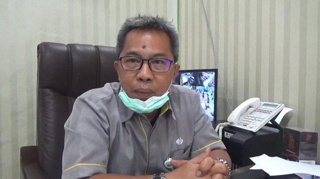 Opik Taufik, kepala BPJS Ketenagakerjaan Banjarmasin