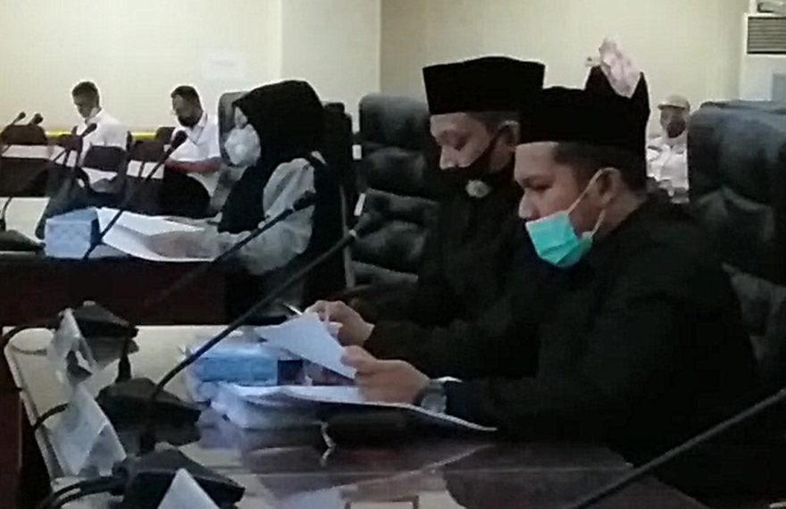 rapat DPRD Banjar