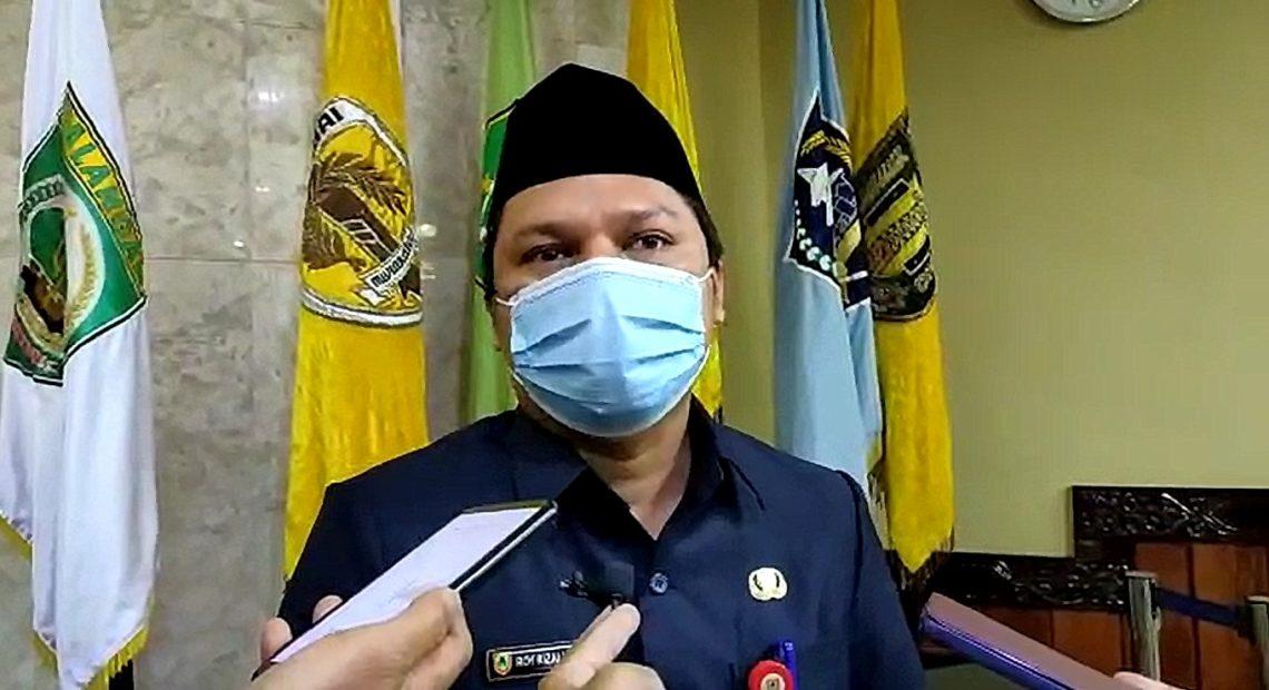 Roy Rizali Anwar PLT Sekdaprov Kalsel