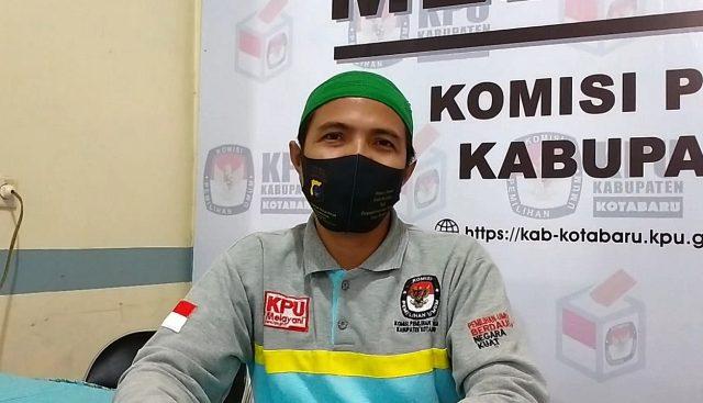 Zainal Abidin, ketua KPU Kotabaru