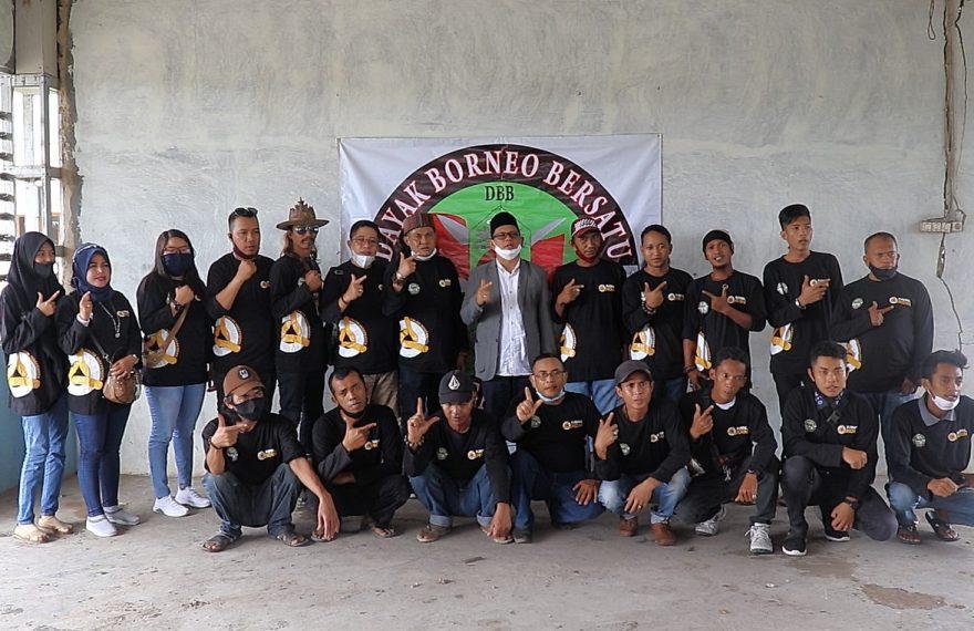 Dukungan Dayak Borneo Bersatu kepada Andin Sofyanoor