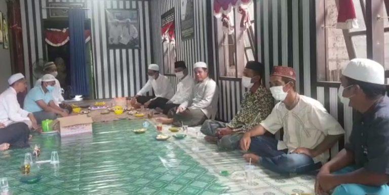H Saidi Mansyur Hadiri Undangan Warga