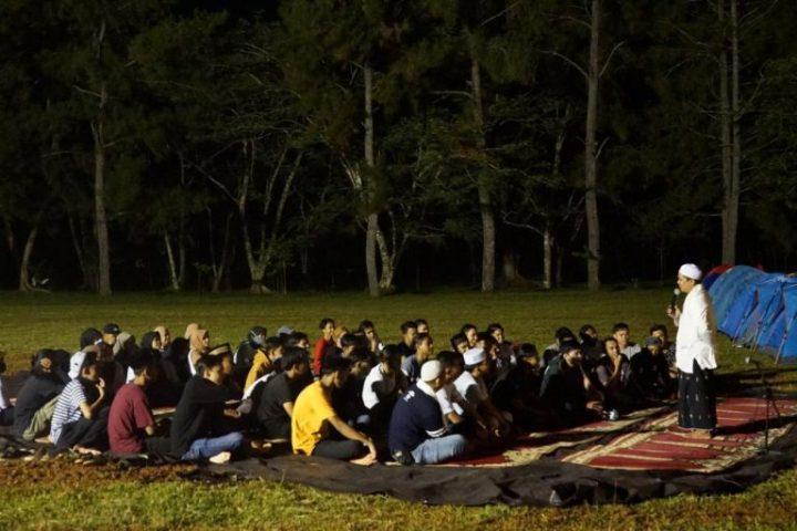 Serunya Tanah Bumbu Millenials Camp 2020 Besutan Generasi Putih Anak Muda Pendukung ZR