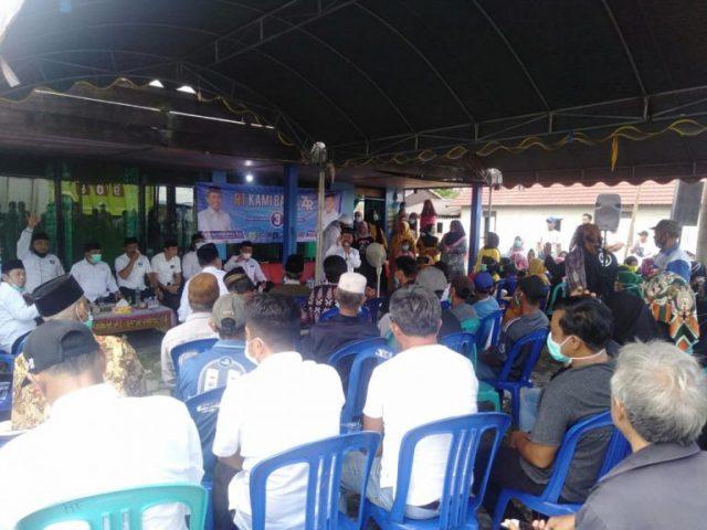 Zairullah Bercita-Cita Menjadi Tanbu, Mennjadi Serambi Madinah Dengan Didukung Adanya Rumah Tahfiz di 149 Desa/Kelurahan
