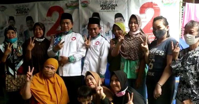 Ibnu Sina Kunjungi Warga Jalan Bali